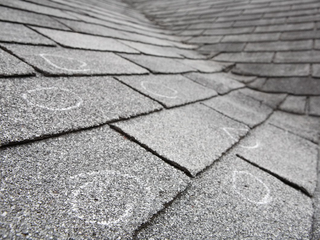Hail Damage on Your Home or Business